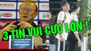 Nhận Liên Tục 3 Tin Vui CỰC LỚN, HLV Park Tức Tốc Bay Về Việt Nam Nói Lời Khiến Fan Bất Ngờ