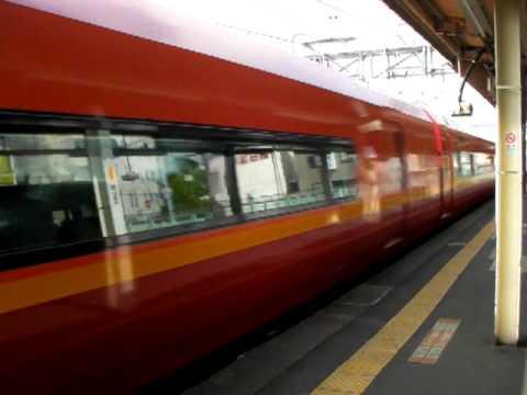 253系1000番台 特急日光1号東武日光行き(2011/6/4 久喜駅にて)