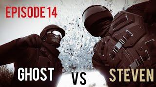 TAOG EPISODE 14 GHOST VS STEVEN
