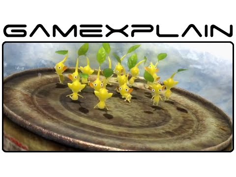 Pikmin 3 - Gameplay Footage (High Quality HD - Nintendo Direct 5-17)