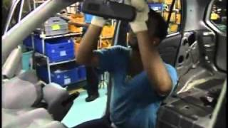 ► Hyundai plant in India - Verna production line.flv