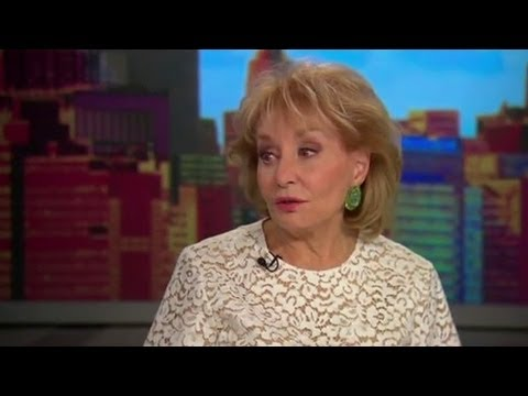 "Barbara Walters retires from hosting ""The View"""
