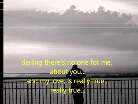 DUB BROWN - MY LOVE IS TRUE - with lyrics