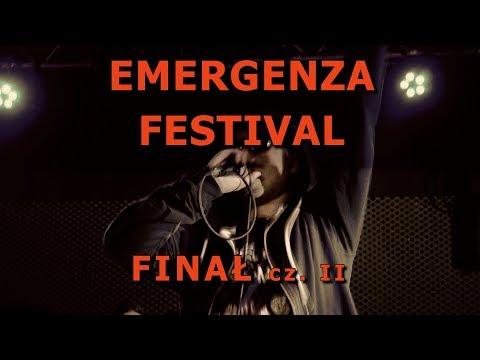 Finał Festiwalu EMERGENZA W Poznaniu - Część 2 [KontraTV]