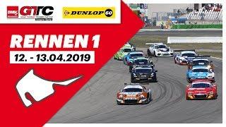 DMV GTC 1. Rennen Hockenheim 13.04.2019
