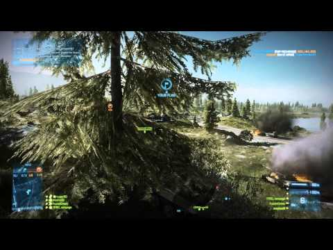 Schaufenster: mashed8 | Battlefield 3 - Langzeitmotivationen