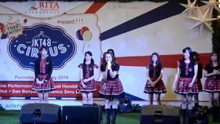 Download Lagu JKT48 CIRCUS PURWOKERTO - EVERYDAY KACHUUSHA & PERKENALAN MEMBER Gratis STAFABAND
