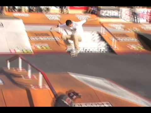 Damn Am Costa Mesa 2009 Finals Footage Video