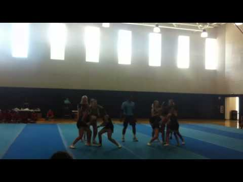 Spanish River Christian School: UCA Cheer Camp at FAU