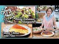 [Judy Ann's Kitchen 8] Ep 1: Cream Cheese Leche Flan | Salad Greens With Berry Balsamic Dressing