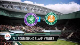 YogTrailers - Grand Slam Tennis 2