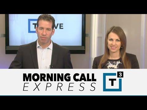 Morning Call Express: Random And Choppy