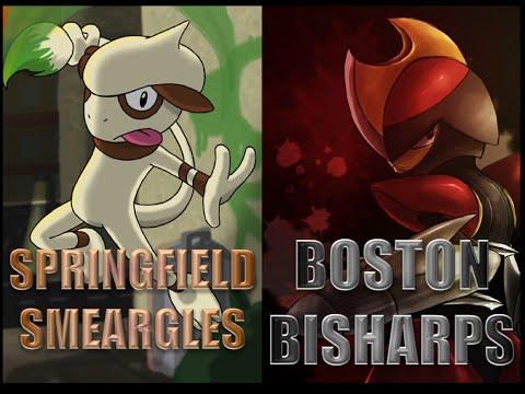 *CSL Boston Bisharps* Playoffs Quarterfinals vs Springfield Smeargles!