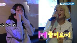 Bolbbalgan4 is the first to get off work! [Happy Together/2018.01.11]