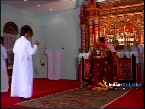 Holy Qurbana Celebrated By Fr. Joshua John Part 3 video