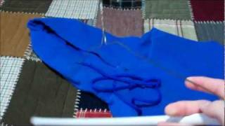 How to restring your Hoodie or Sweatshirt in less than a Minute
