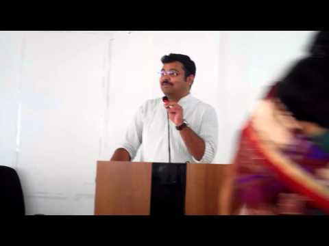 Chakravarthy Sulibele Speech on engineers  ATME college of Engg Mysore