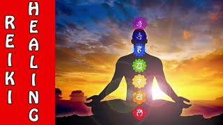 REIKI music  HEALING ## PHYSICAL, MENTAL, EMOTIONAL and SPIRITUAL ##