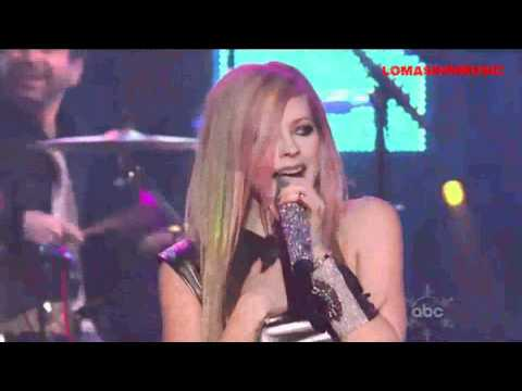 Avril Lavigne - What The Hell (live) video