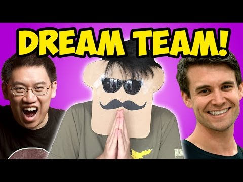 [Hearthstone] Disguised Toast, Trump, and Kibler EXPLORE UN'GORO Together!