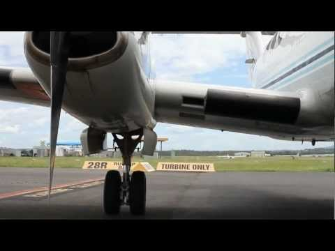 Altitude Aviation King Air B200 Mining Charter Flights