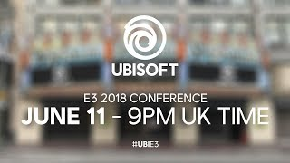 UBISOFT E3 2018 ITALIANO #UBIE3