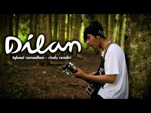 Iqbaal Ramadhan - Rindu Sendiri (OST DILAN 1990) Cover by Kery Astina