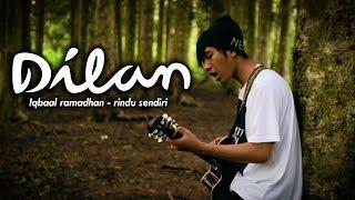 Download lagu Iqbaal Ramadhan - Rindu Sendiri (OST DILAN 1990) Cover by Kery Astina gratis