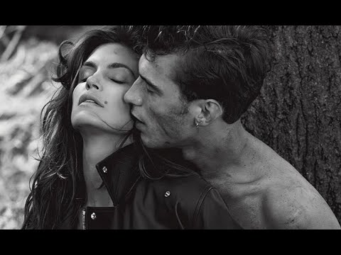 CINDY CRAWFORD BY SEBASTIAN FAENA FOR V86 VIDEO GALVEZ-LIMA