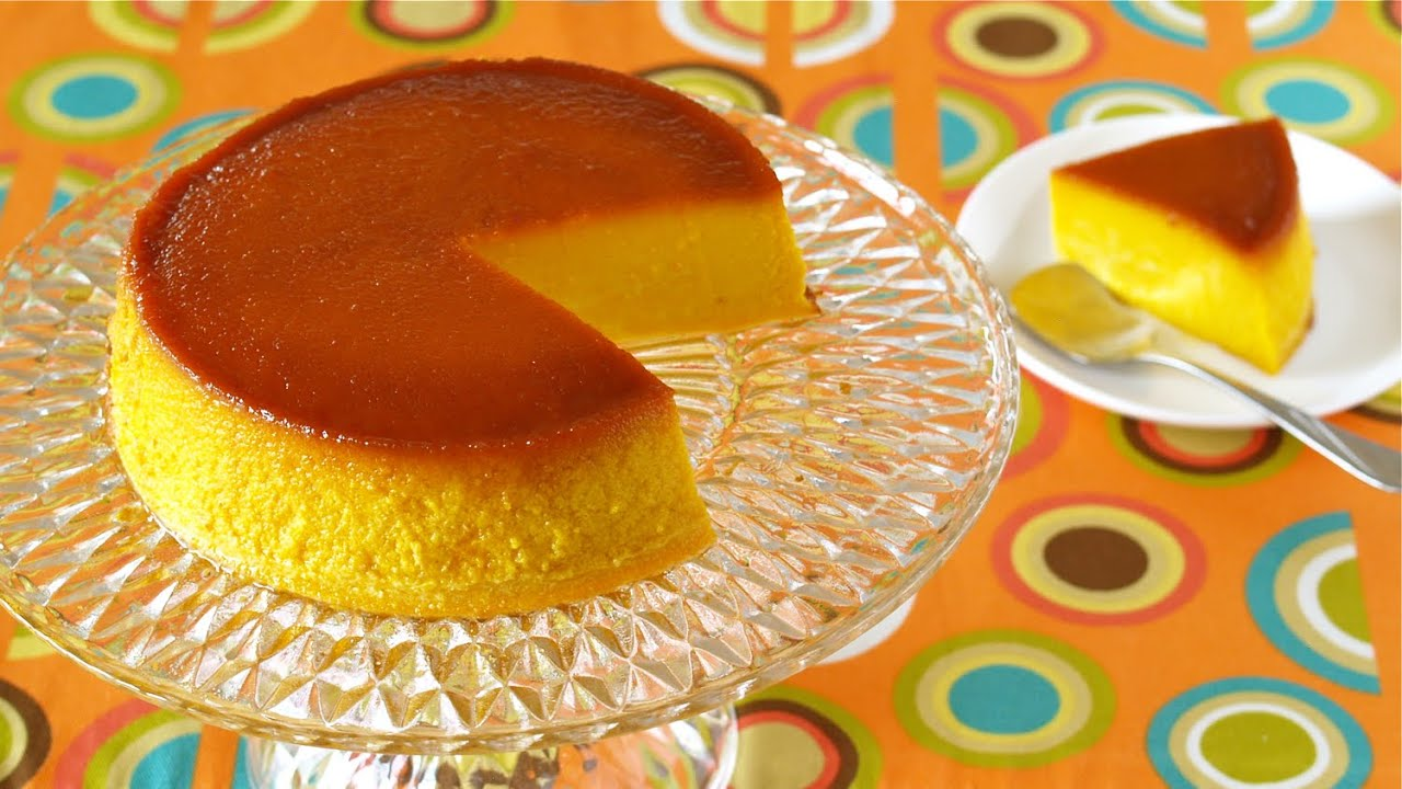 Pumokin Cake Recipe