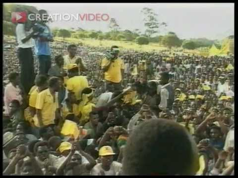CreationVideo.com | Malawi elections 1994