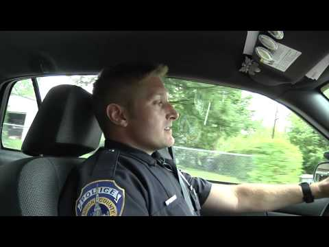 ride along with a police officer essay