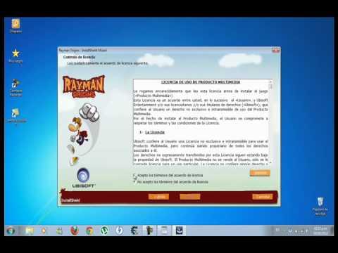 Descargar e instalar Rayman Origins Full en Español