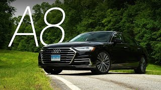 2019 Audi A8 Quick Drive   Consumer Reports