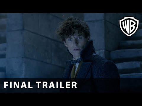 Fantastic Beasts: The Crimes of Grindelwald - Final Trailer - Warner Bros UK