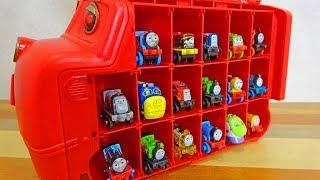 Chuggington Carry Case & Disney Cars, Mini Mini Thomas!