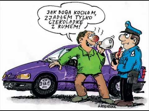 Śmieszne Filmy Dowcipy O Policjantach, Humor █▬█ █ ▀█▀