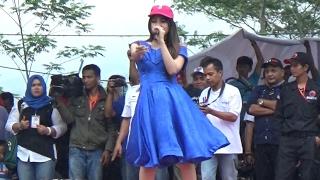 Edan Turun - Via Vallen LIVE Stadion Kolopaking Banjarnegara Kampanye AKBAR CABUP Banjarnegara
