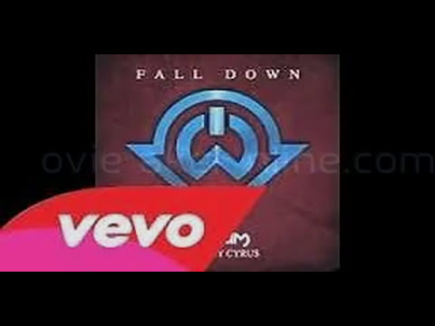 will.i.am feat. Miley Cyrus - Fall Down (Audio Only)