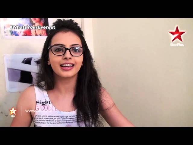 EVEREST on STAR Plus: Shrenu Parikh shares her EVEREST!