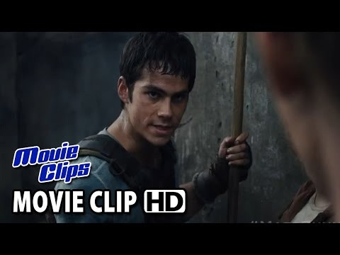 THE MAZE RUNNER 'Mystery' Official Movie Clip (2014) HD