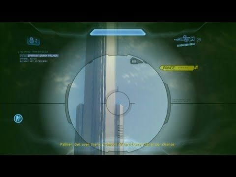 Halo 4 - RvB Easter Egg Number 4