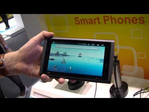ZTE 7-Inch Z-Pad Android Tablet  Hands On