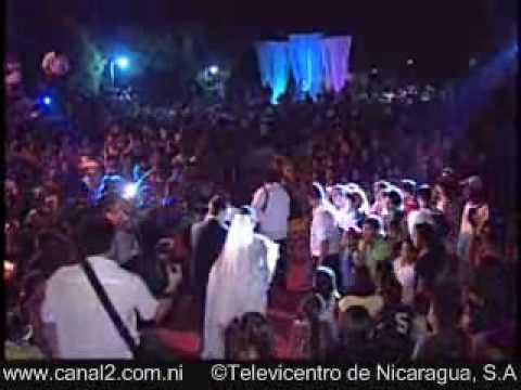 Boda de Xiomara Blandino y Mario Sacasa