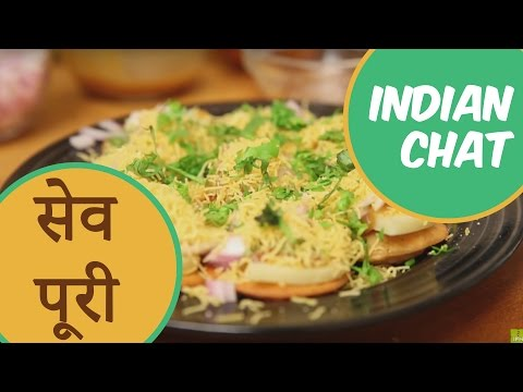 How-to Make Sev Puri By Arina