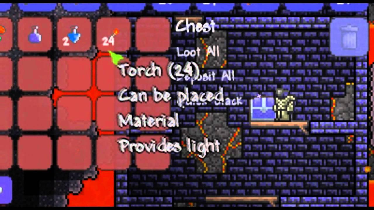 Terraria Shadow Terraria 1.0.6 Shadow