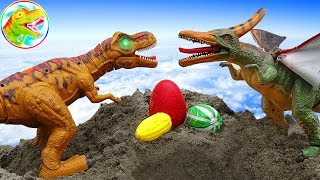 Fun Dinosaurs - Go find and help friends - I67C toys ToyTV