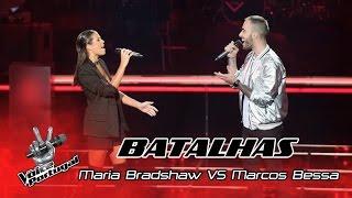 "Maria Bradshaw VS Marcos Bessa - ""Up where we belong"" | Batalhas | The Voice Portugal"