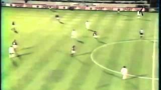 Zinedine Zidane (Bordeaux) vs AC Milan.1996 UEFA Cup Final.