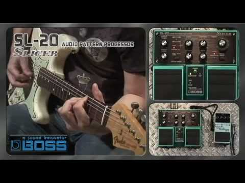 SL-20 Slicer [BOSS Sound Check]